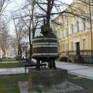 Al. Niepodległości przez Muzeum Ziemi Lubuskiej